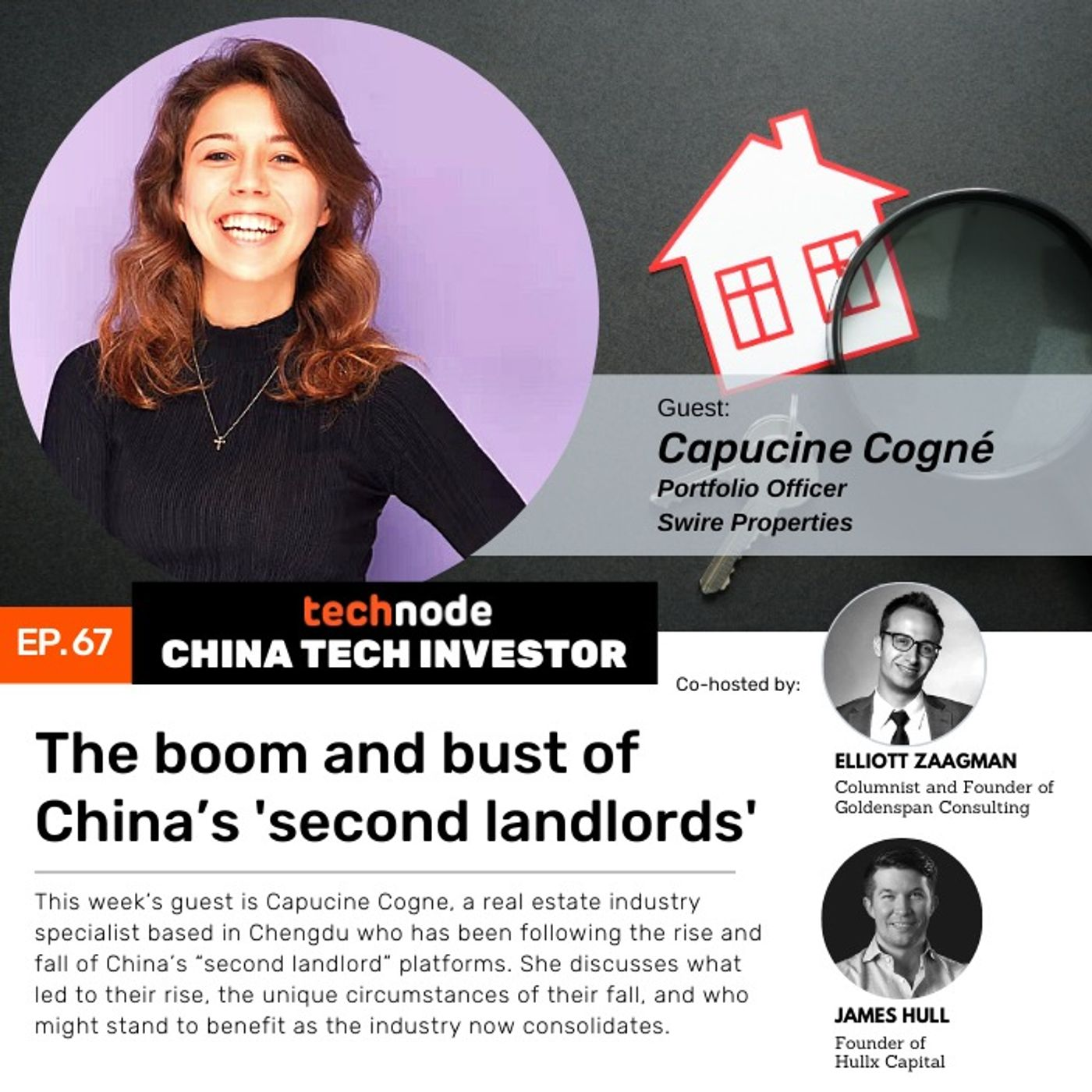 CTI 67: The boom and bust of China's 'second landlords,' with Capucine Cogné