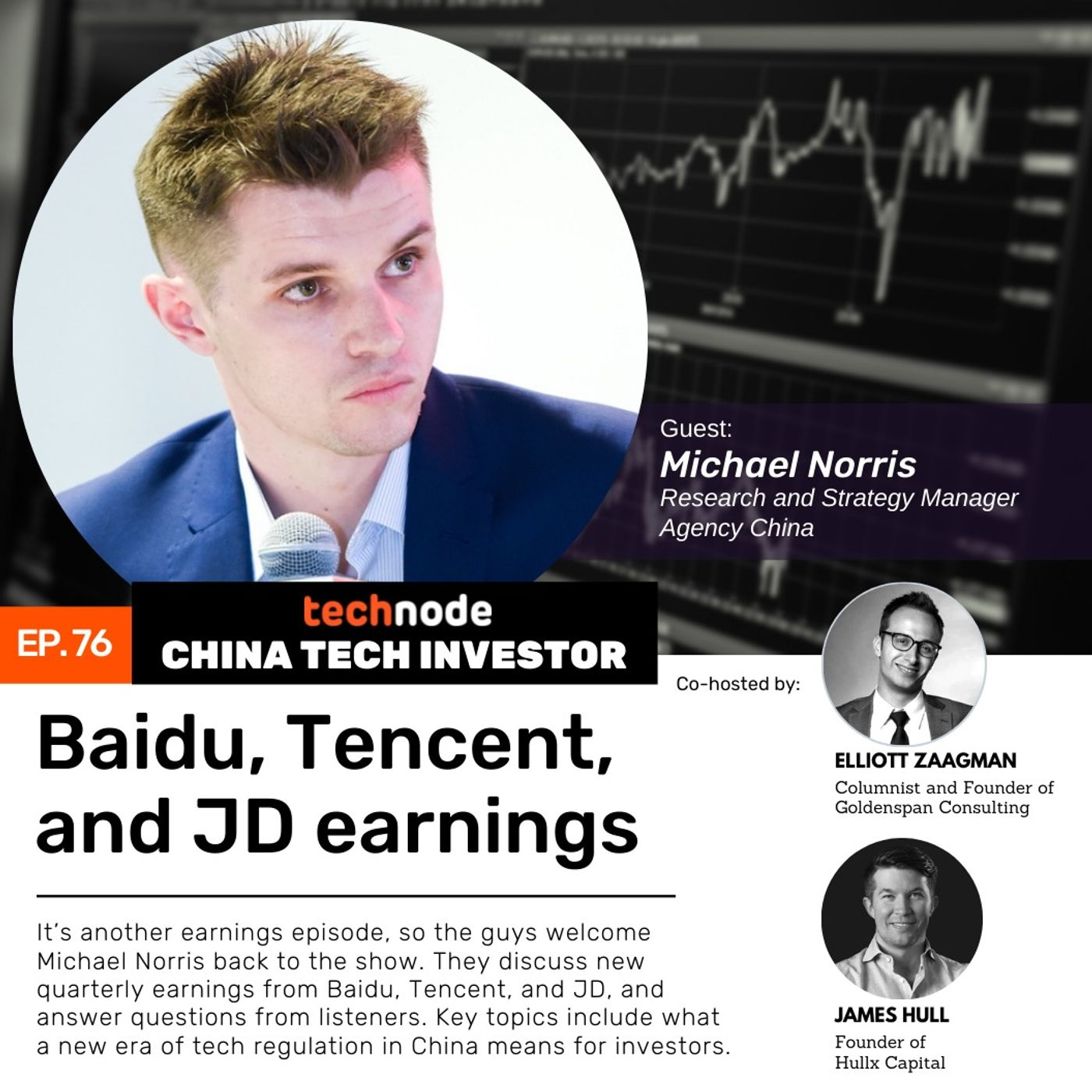 CTI 76: Baidu, Tencent, and JD earnings, with Michael Norris