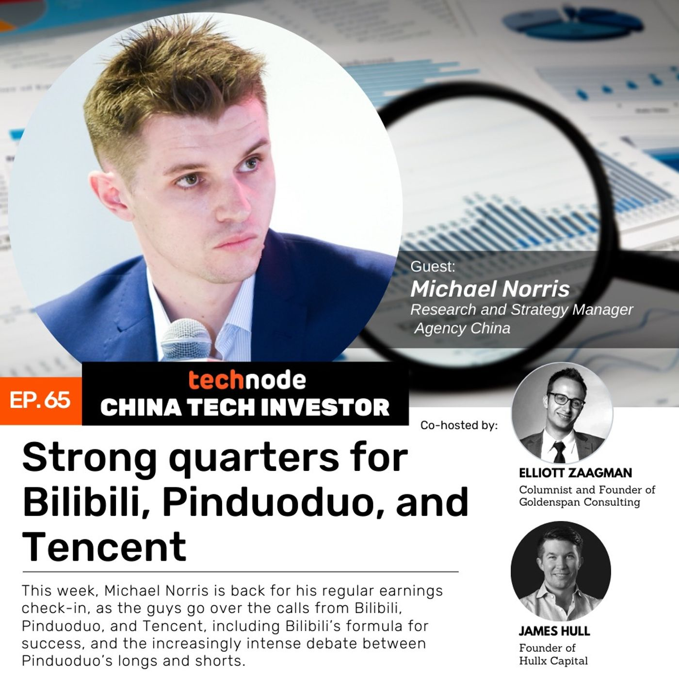 CTI 65: Strong quarters for Bilibili, Pinduoduo, and Tencent, with Michael Norris