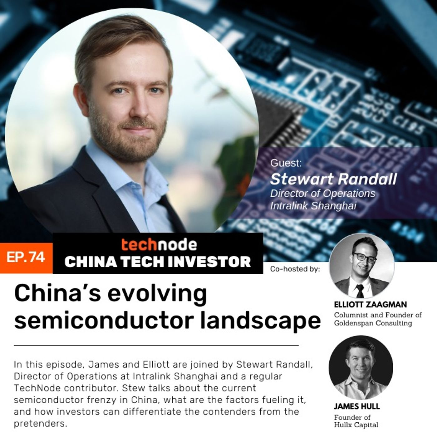CTI 74: China's evolving semiconductor landscape, with Stewart Randall