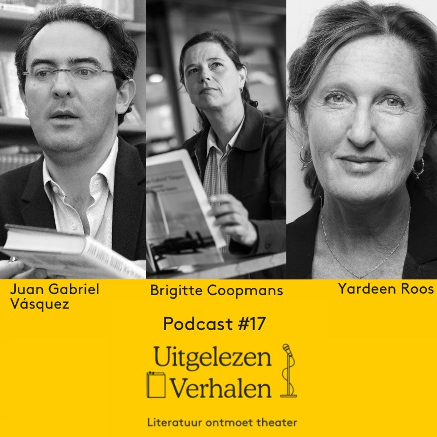 Juan Gabriel Vásquez' verhaal 'De terugkeer' gelezen door Yardeen Roos   nagesprek met vertaler