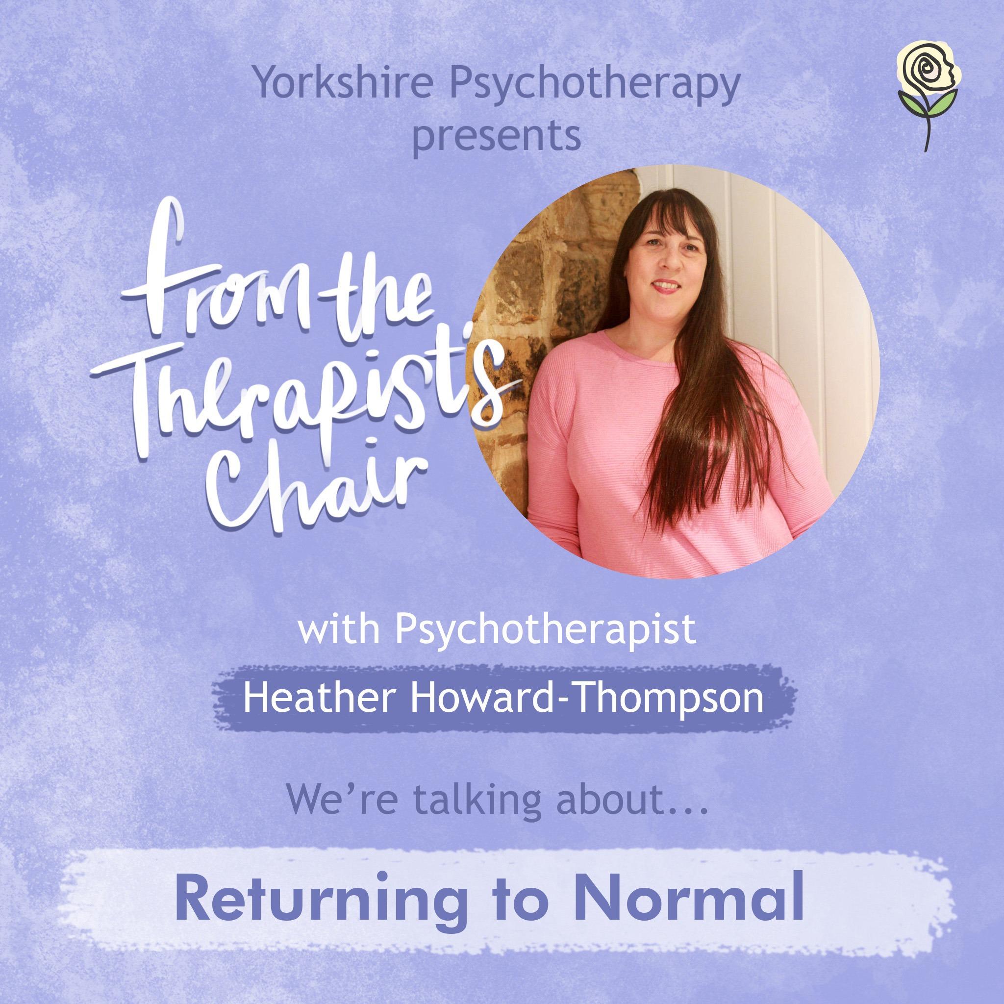 Podcast Yorkshire Psychotherapy