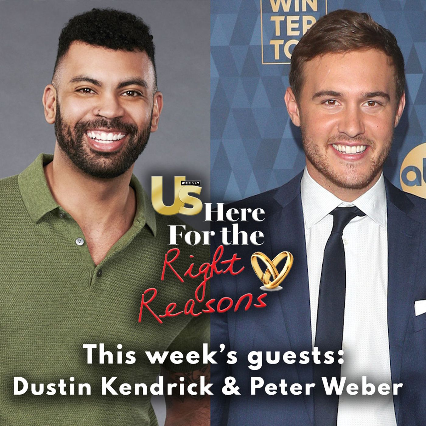 Peter Weber and Dustin Kendrick Tell Us What You Didn't See on Hannah Brown's 'Bachelorette' Season