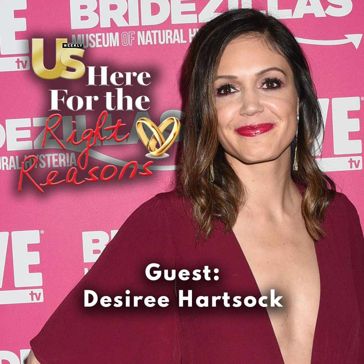 Bachelorette Desiree Hartsock Tells Us About Chris, Brooks and Her New Book