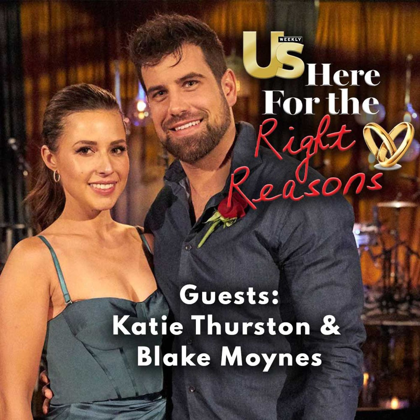 'Bachelorette' Finale:  Katie Thurston + Blake Moynes Defend Greg Grippo Confrontation
