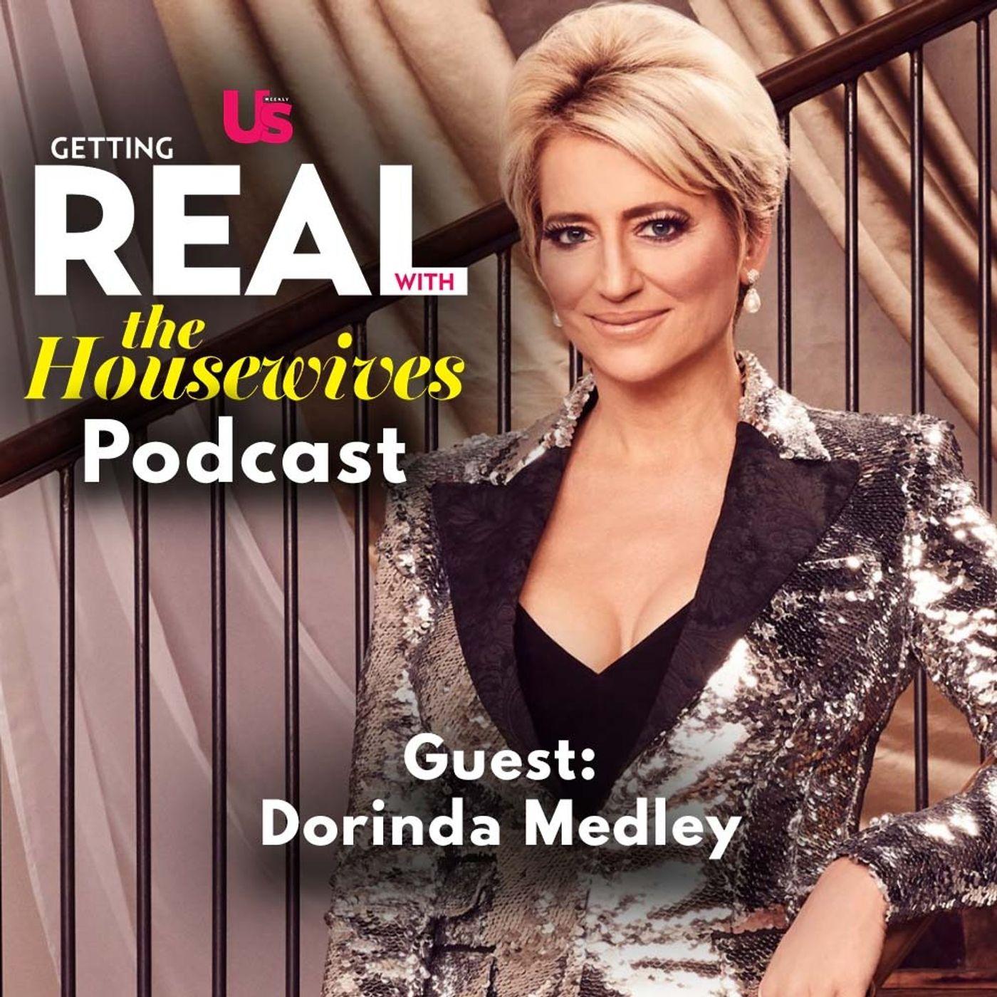 Dorinda Medley Calls Potential 'Real Housewives of New York' Hiatus a 'Shame' Amid Speculation