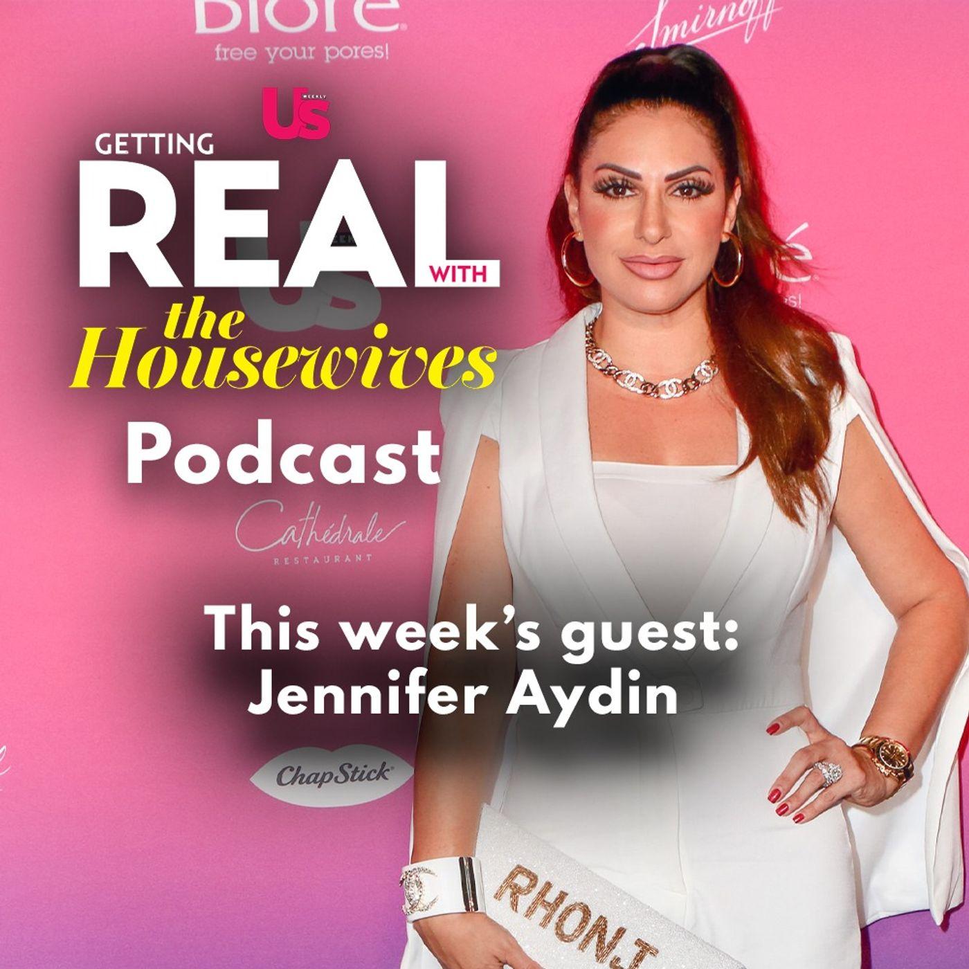 RHONJ's Jennifer Aydin Is 'Not an Alcoholic' – Plus, Talks Jackie vs. Teresa Drama!