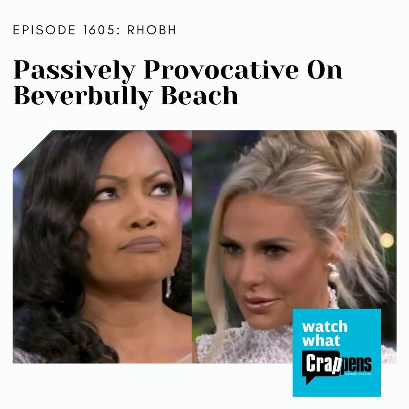 RHOBH: Passively Provocative On Beverbully Beach
