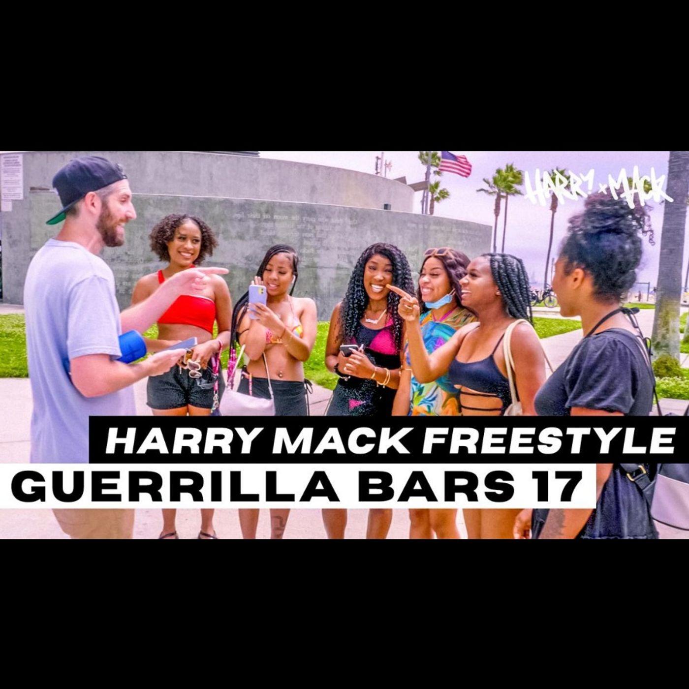 Harry Mack Freestyles Return To Venice Beach   Guerrilla Bars 17