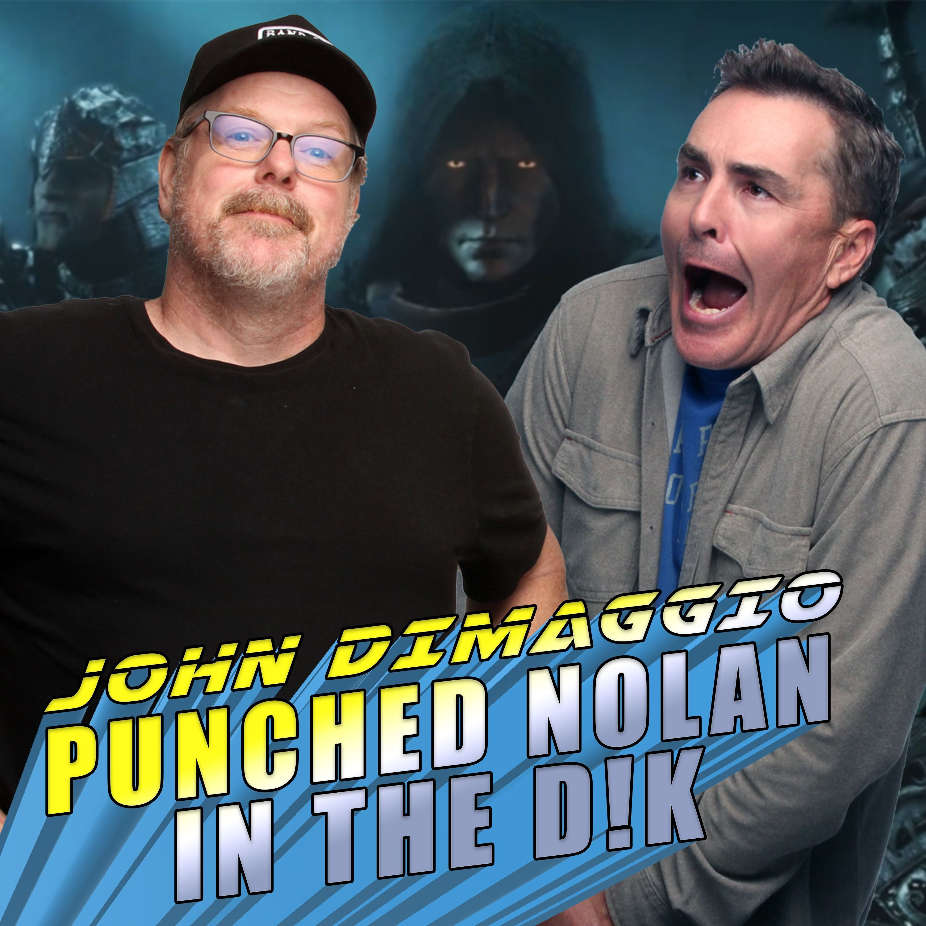 John DiMaggio punched Nolan North in the D!*k | RETRO REPLAY