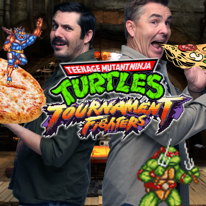 Nolan North & The Jovenshire Play Teenage Mutant Ninja Turtles Tournament Fighters | RETRO REPLAY