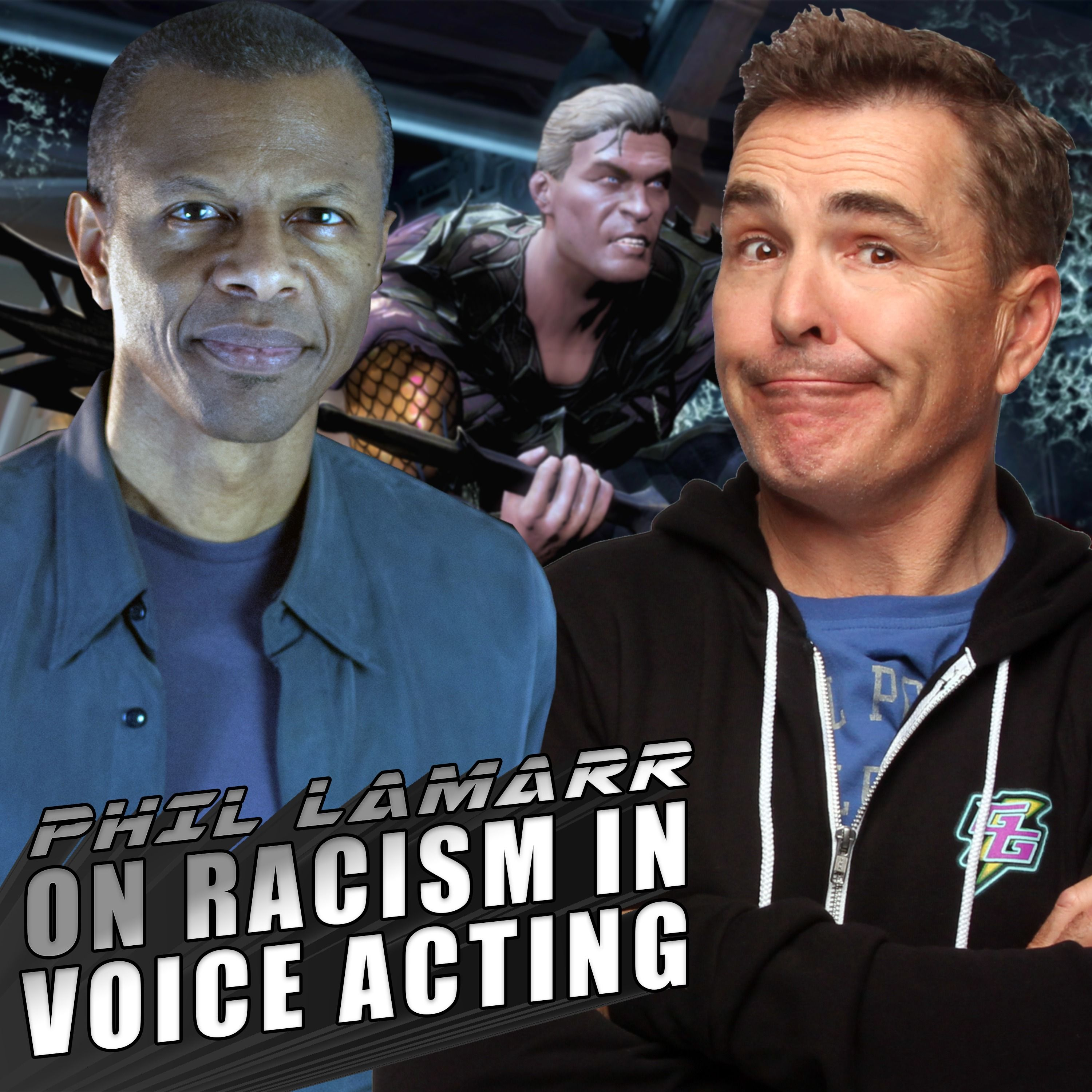 Phil LaMarr on Racism in Voice Acting | RETRO REPLAY
