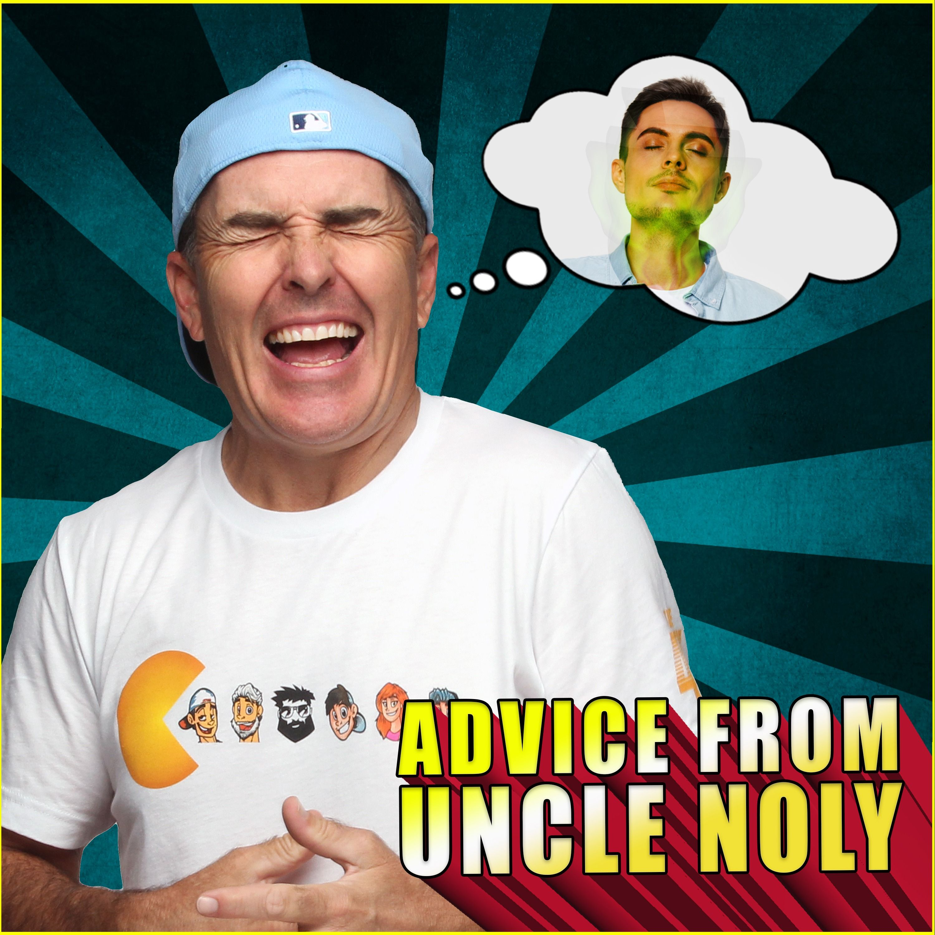 How Do You Resist The Urge To Smell Your Own Farts? | Advice From Uncle Noly