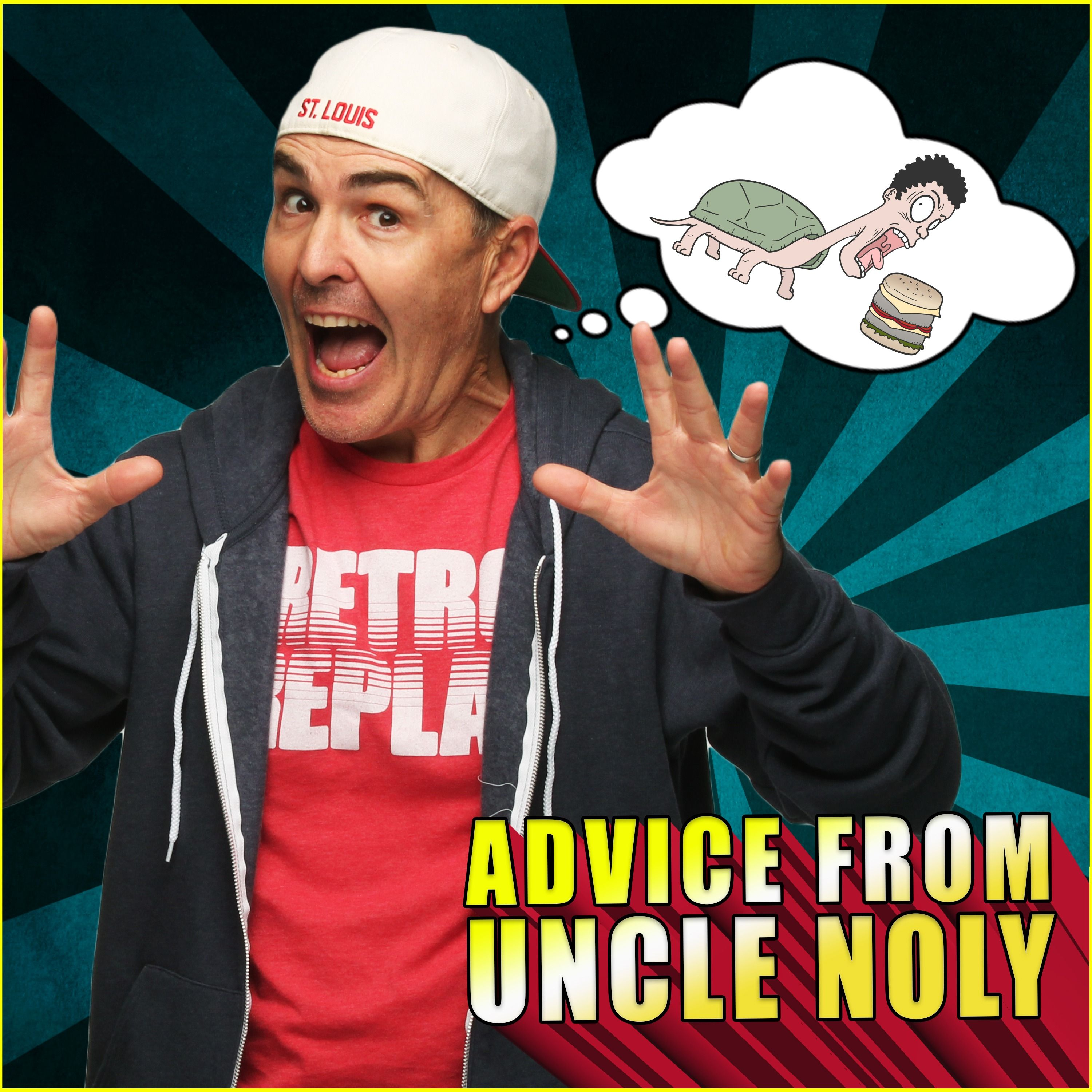 Best Way to Make a Sandwich... If you Know What I Mean? | Advice From Uncle Noly