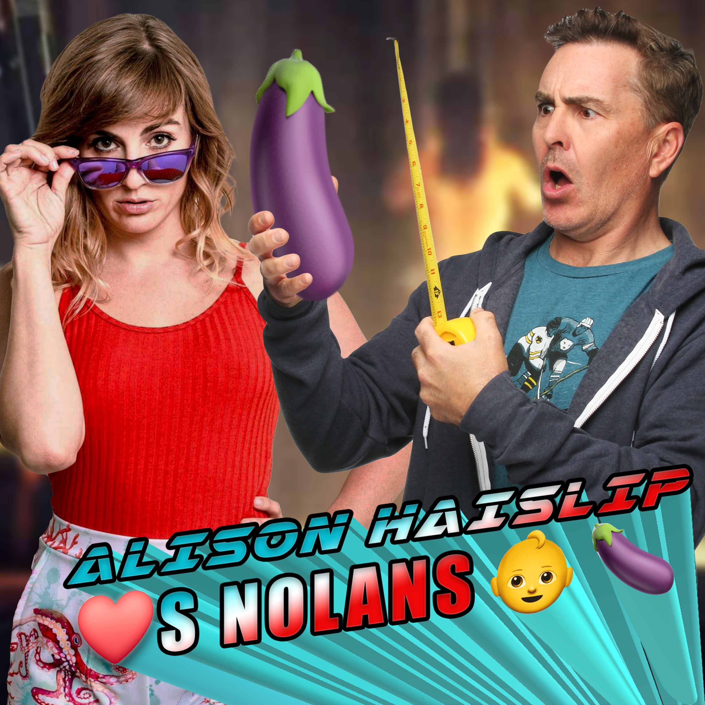 Alison Haislip ❤️'s Nolan North's 👶 🍆!? | RETRO REPLAY