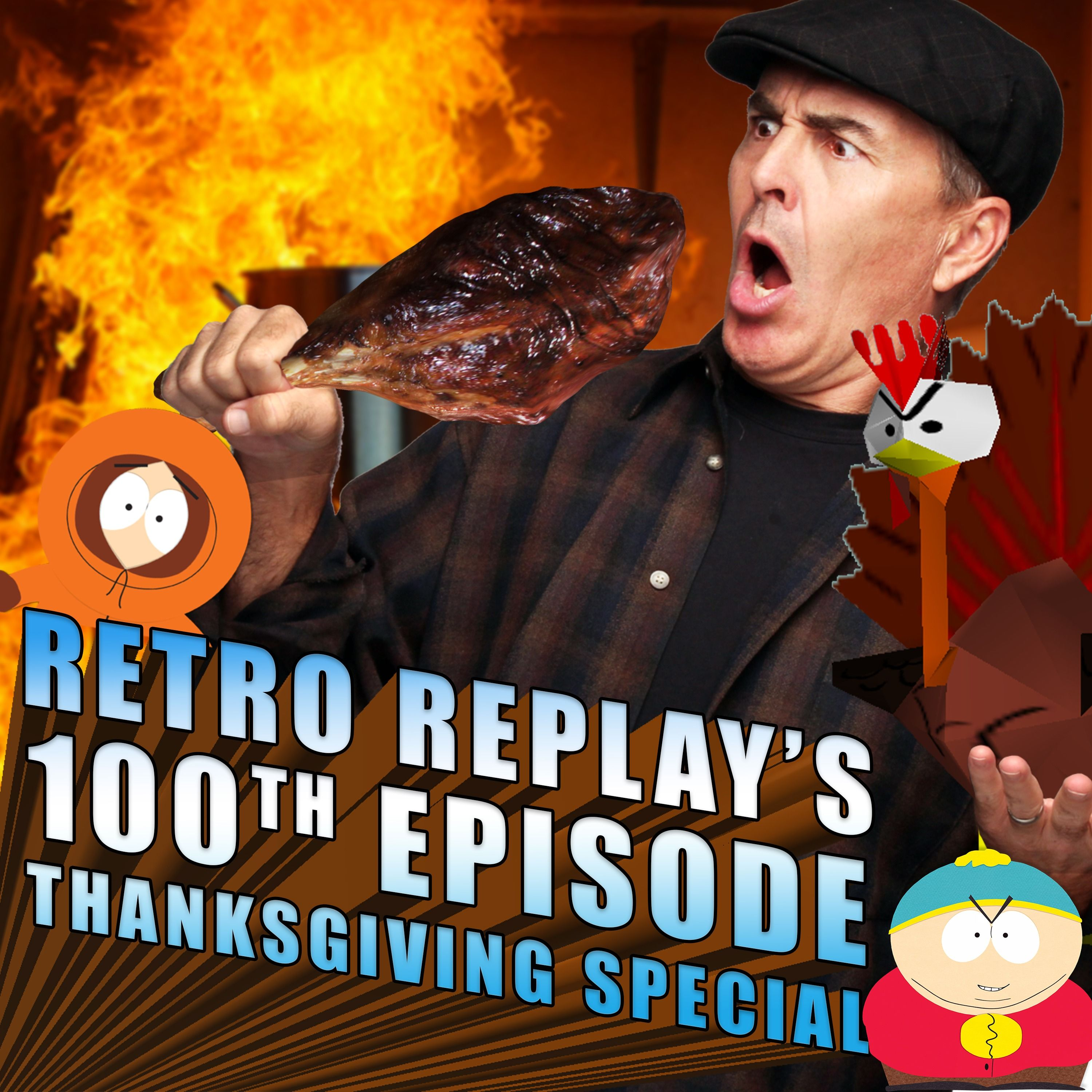 Retro Replay's 100th Episode Thanksgiving Special | RETRO REPLAY