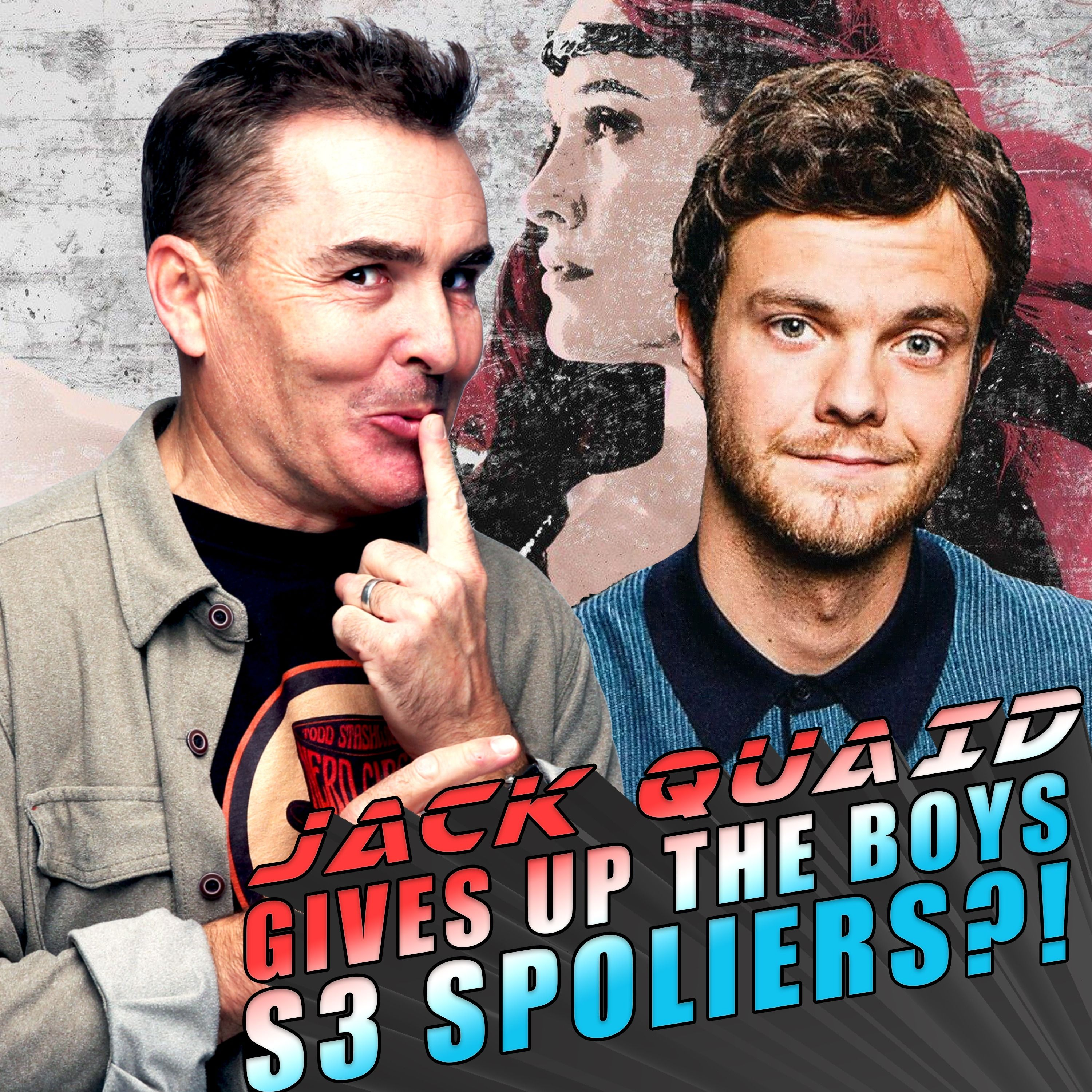 Nolan Gets Jack Quaid To Give Up The Boys Season 3 Spoilers! | RETRO REPLAY