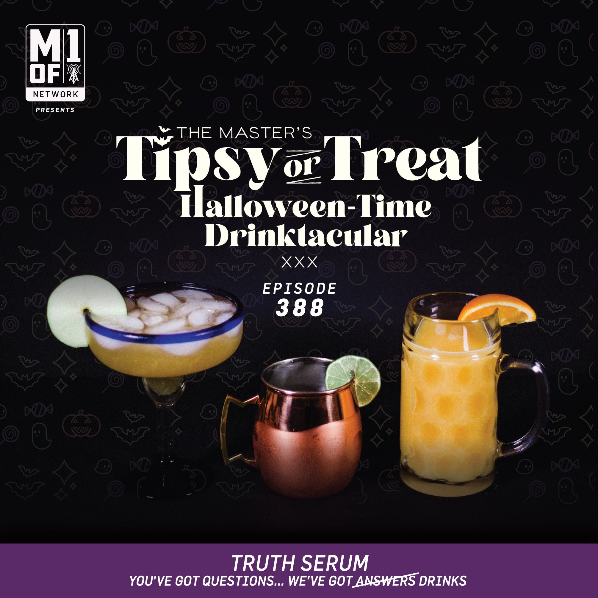 PCR: Tipsy or Treat, Halloween-Time Drinktacular!