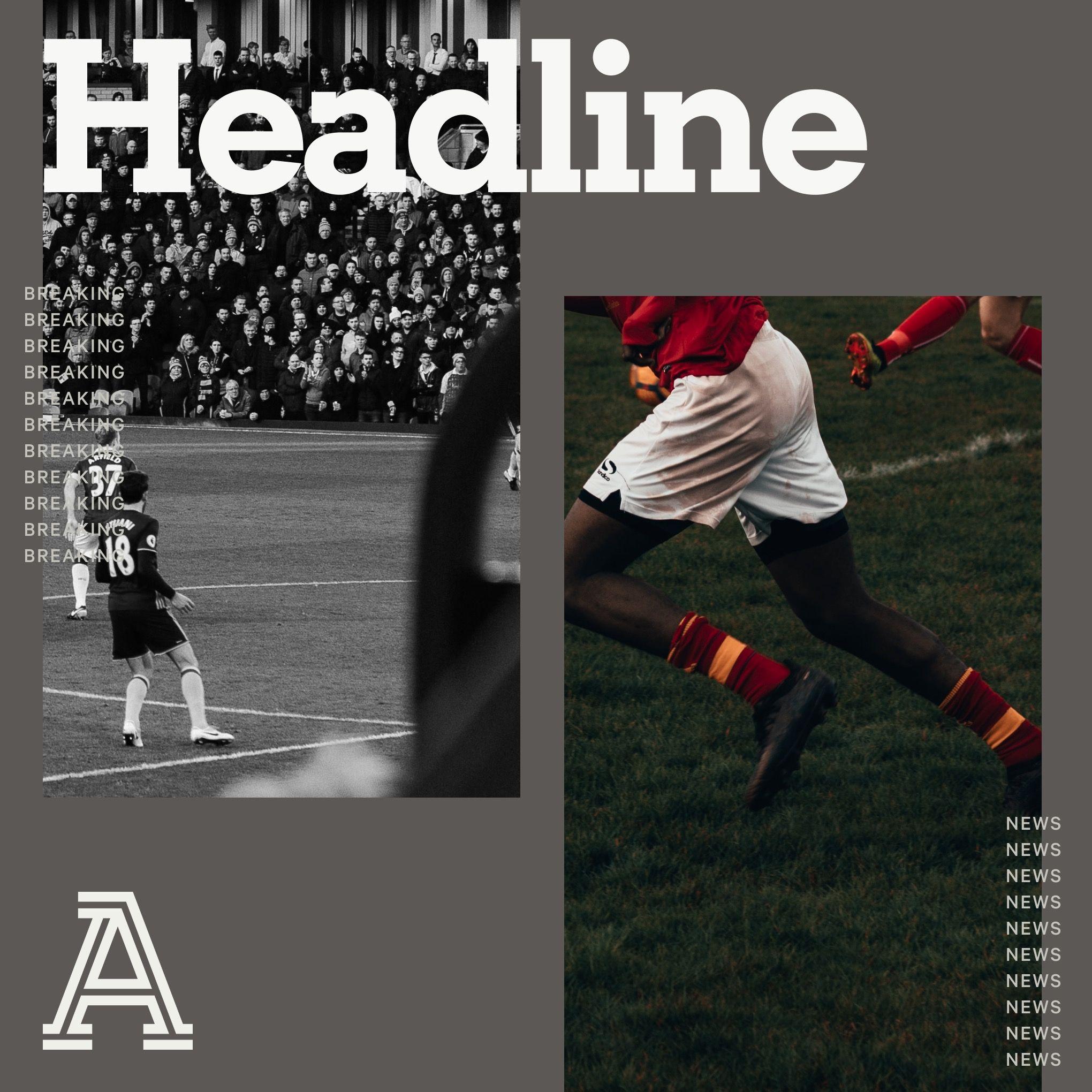 Headline: Breaking Football News From The Athletic UK