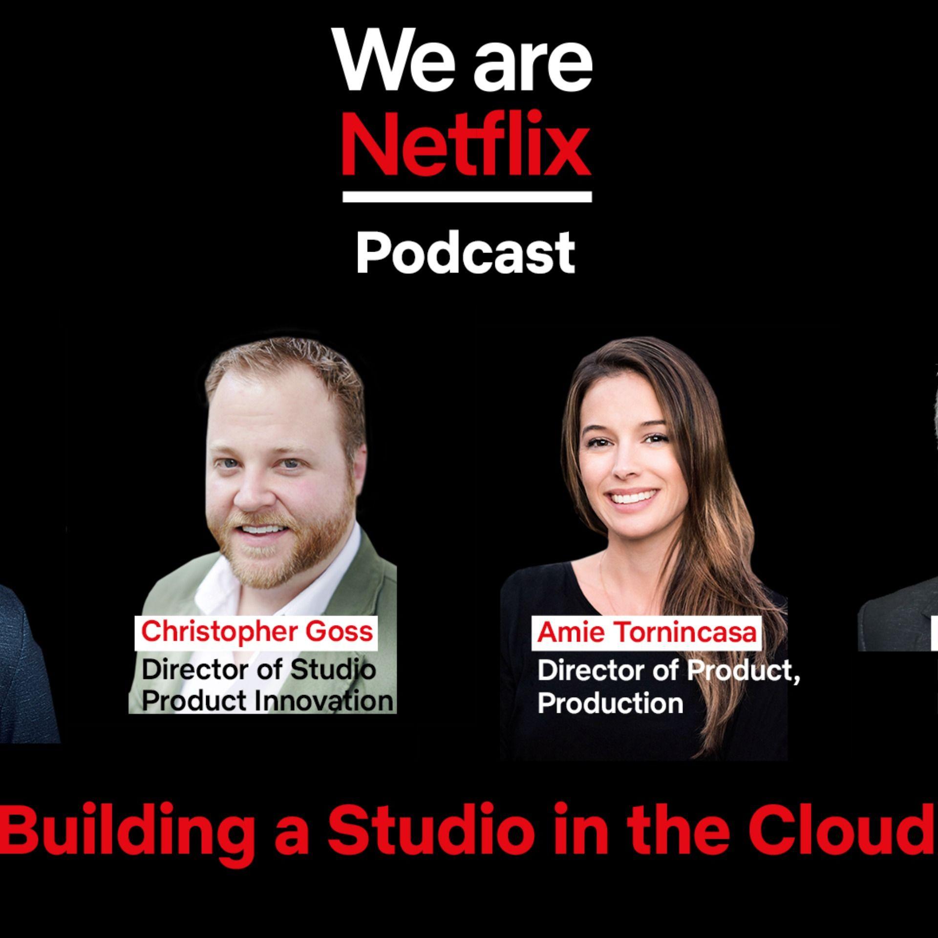 Building a Studio in the Cloud