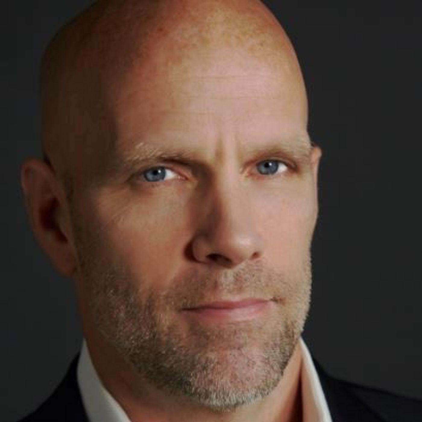 A Navy Seal, FBI agent and now Business Coach, Errol Doebler