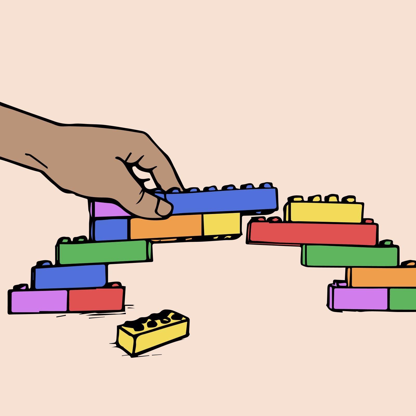 86: Sie bauen für uns Brücken