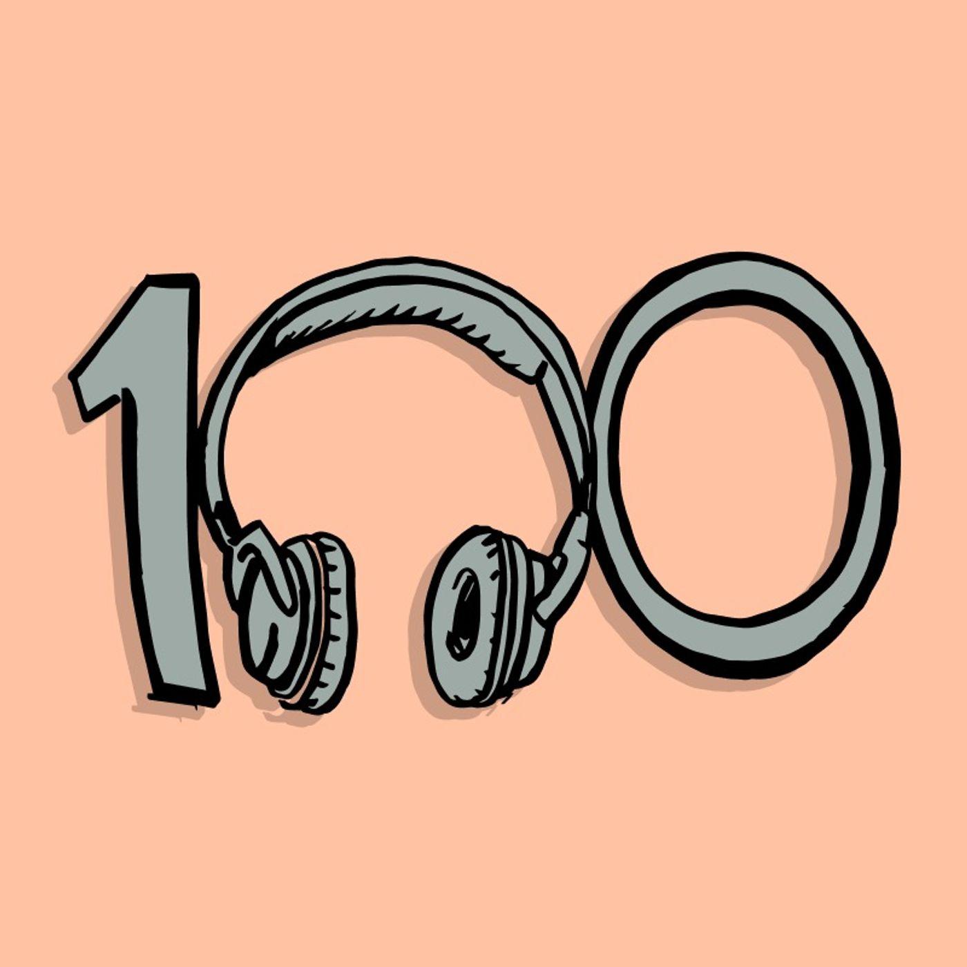100: Zwei Jahre. Hundert Episoden. Weiter geht's.