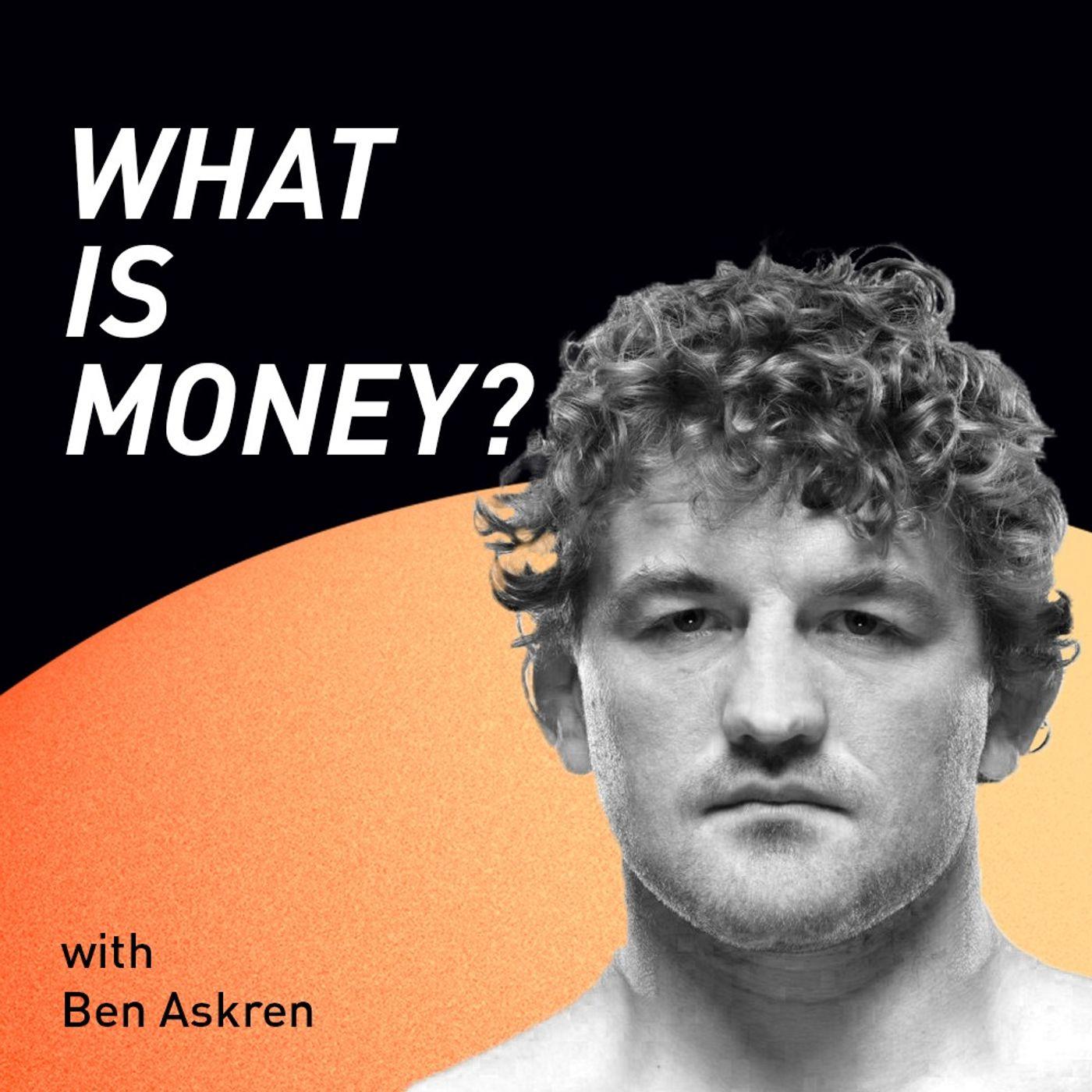 WiM025 - Laws of Power with Ben Askren