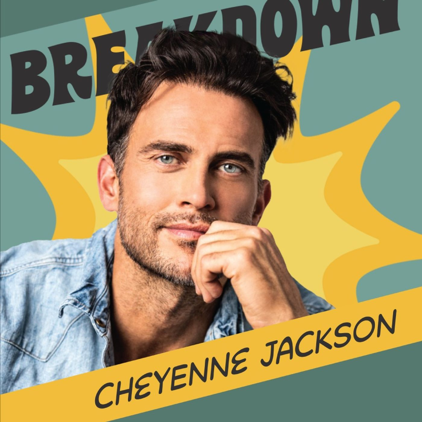 Sexual Identity, Broadway, and Call Me Kat with Cheyenne Jackson