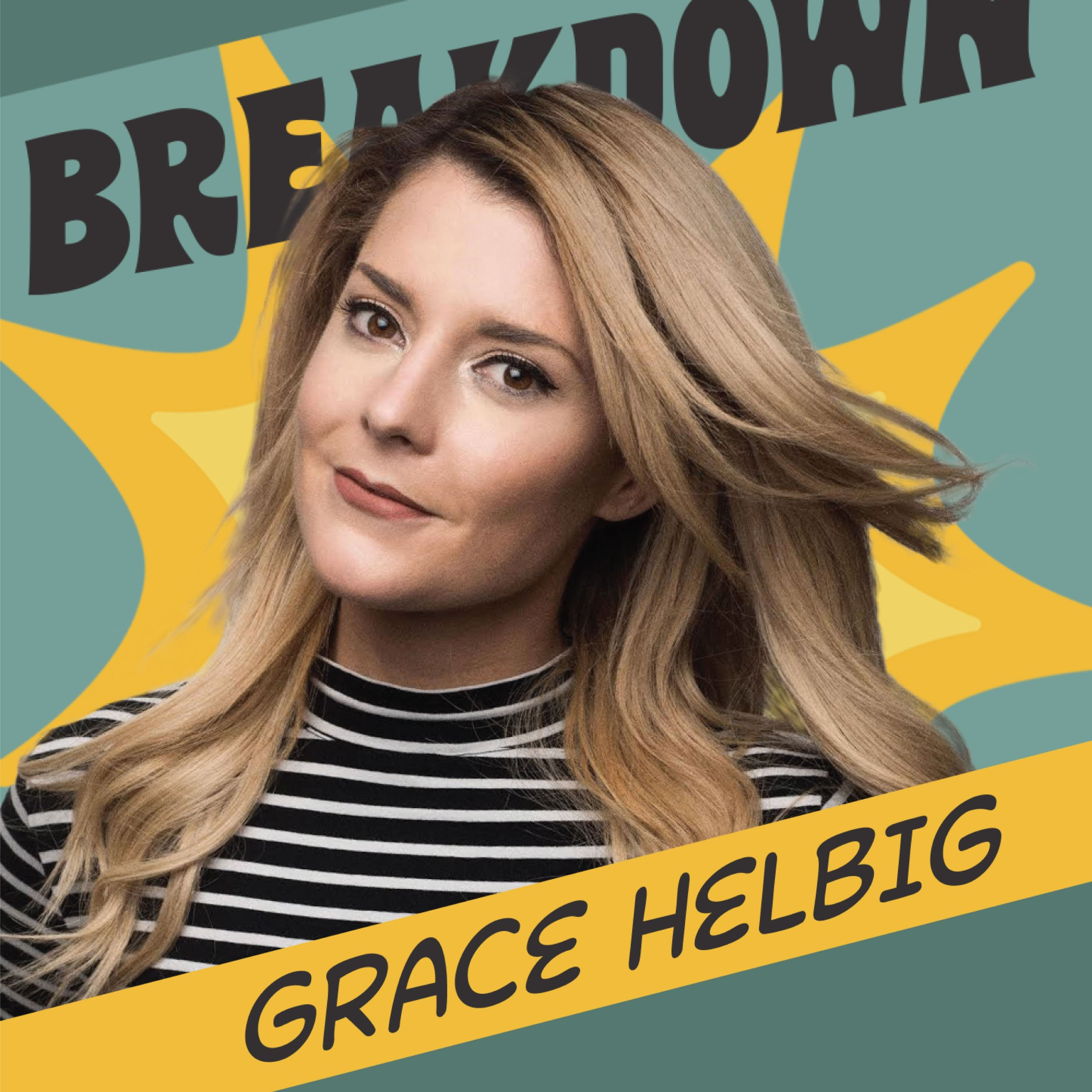 Comedy from Home Beats Anxiety with Grace Helbig