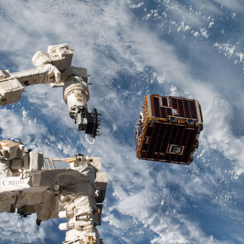 Cosmic Queries– Space Junk! with Moriba Jah