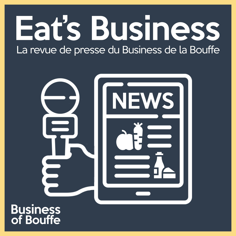 Eat's Business #22 | AXA VS les restaurateurs, 100% Français au restaurant et le durian, un fruit épineux | avec la participation de Victor Mercier