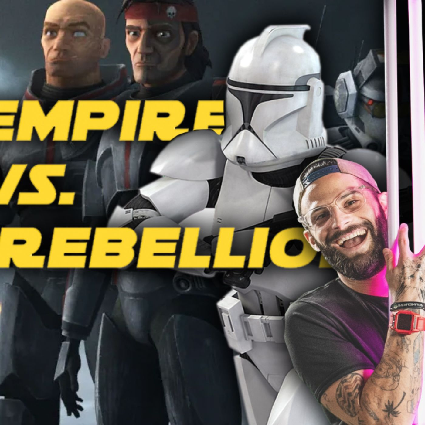 Will The Bad Batch Give Us A Clone Rebellion?