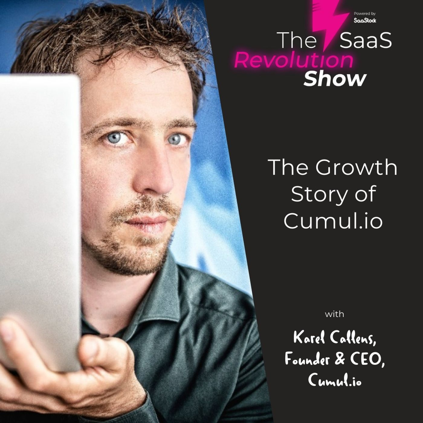 The Growth Story of Cumul.io, with Karel Callens (CEO & Founder)