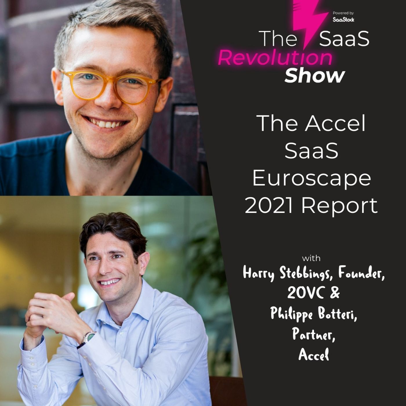 The Accel SaaS Euroscape 2021 Report