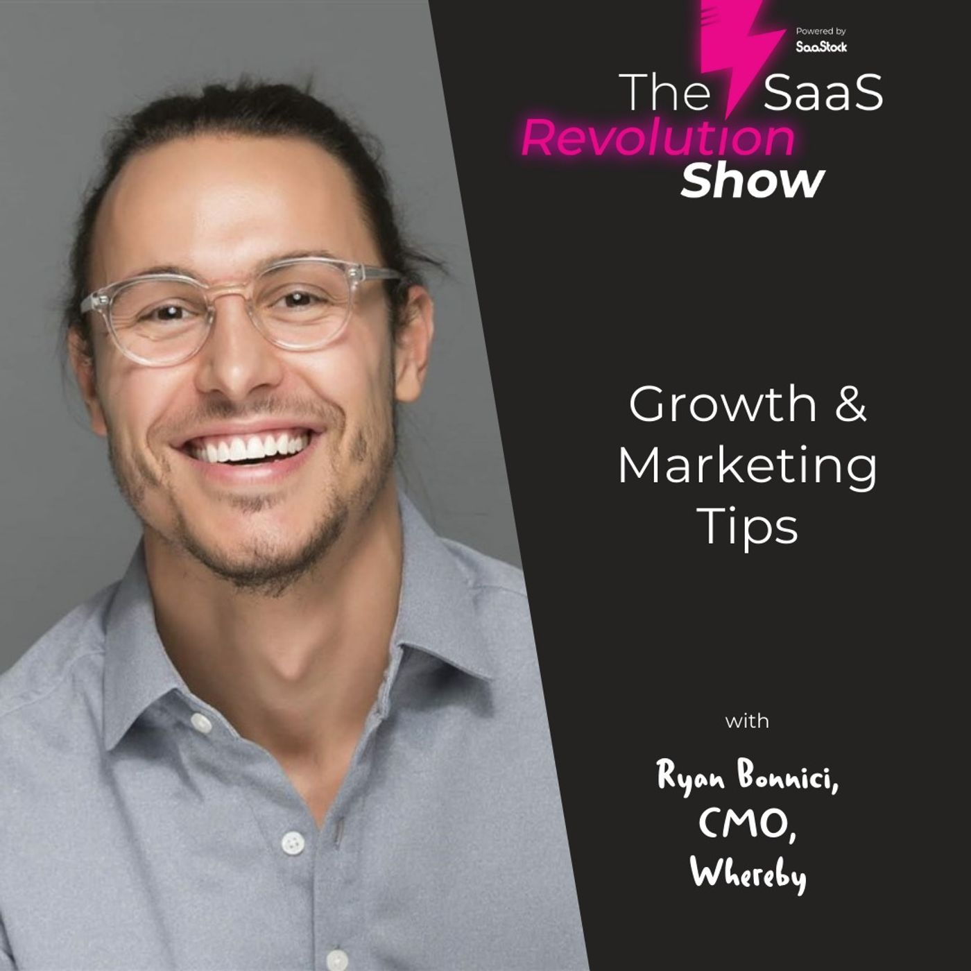 Growth and Marketing tips, with Ryan Bonnici, CMO of Whereby