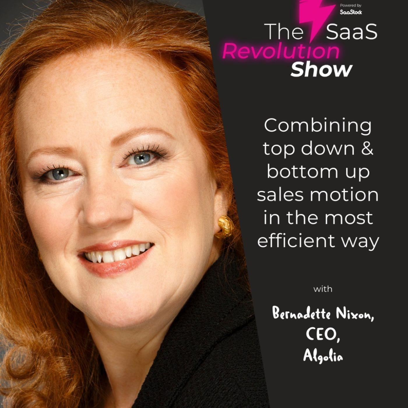 Combining top down and bottom up sales motion in the most efficient way