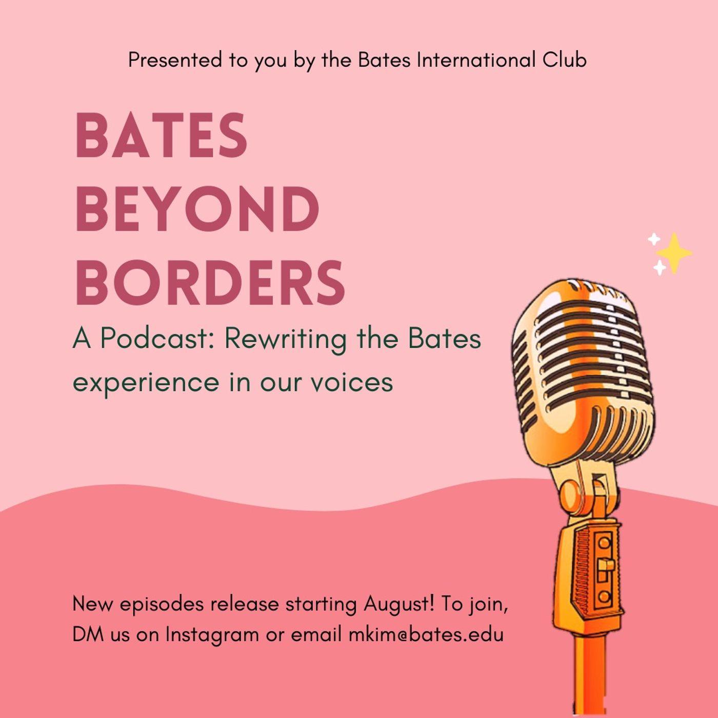 Bates Beyond Borders