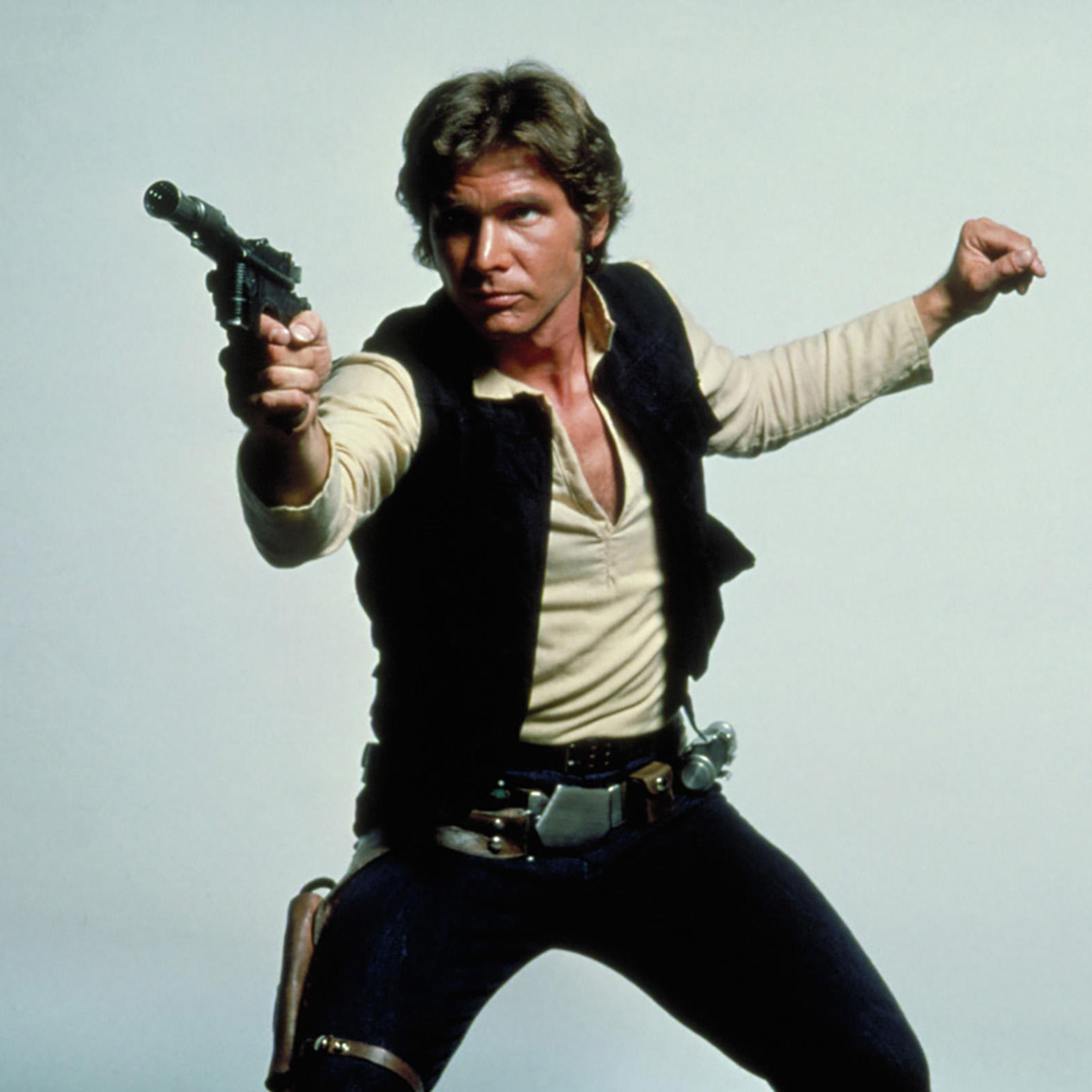 Ep. 77: What the Star Wars 'who-shot-first' controversy tells us about modern-day fandom