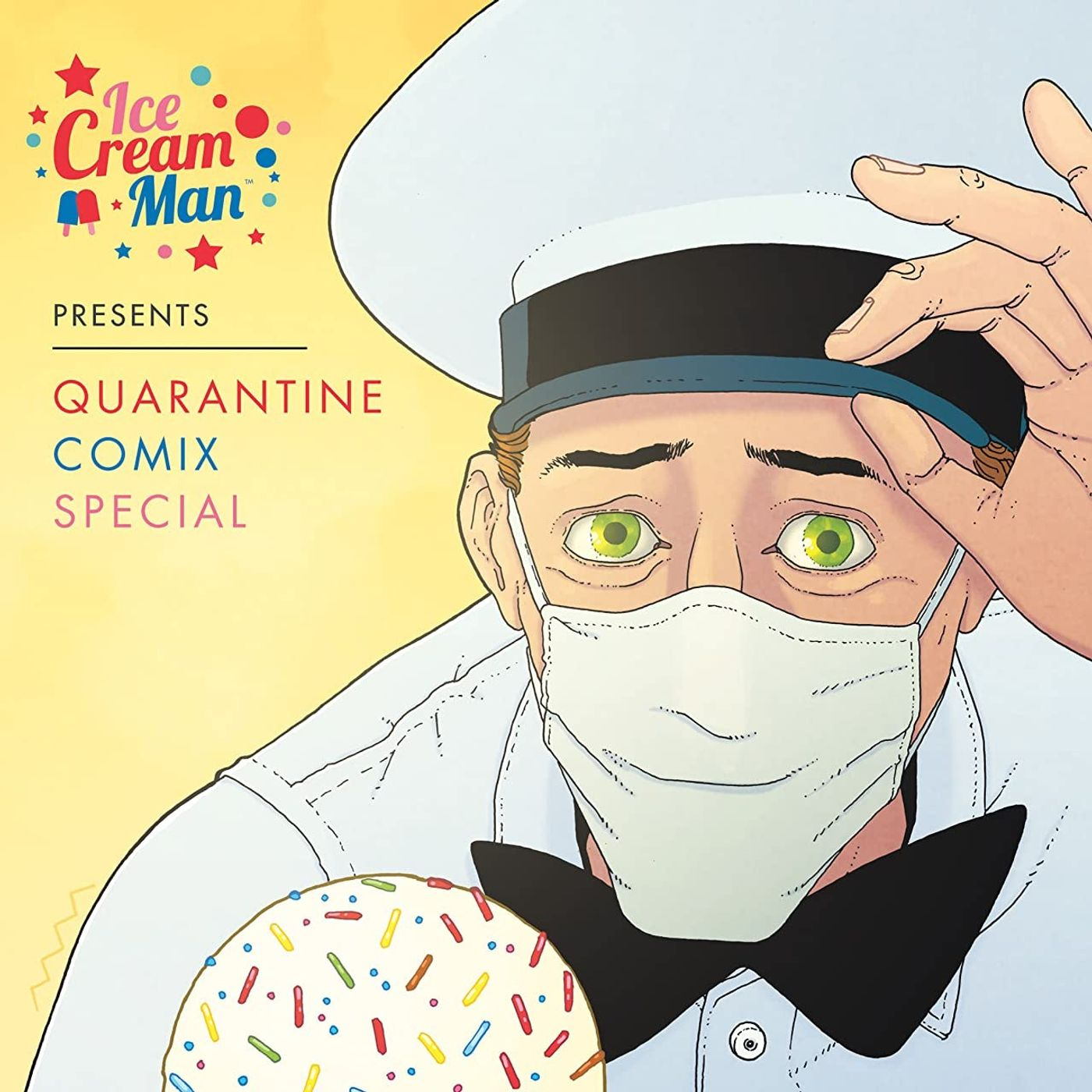 Minisode 46 | Ice Cream Man Presents: Quarantine Comix Special #1