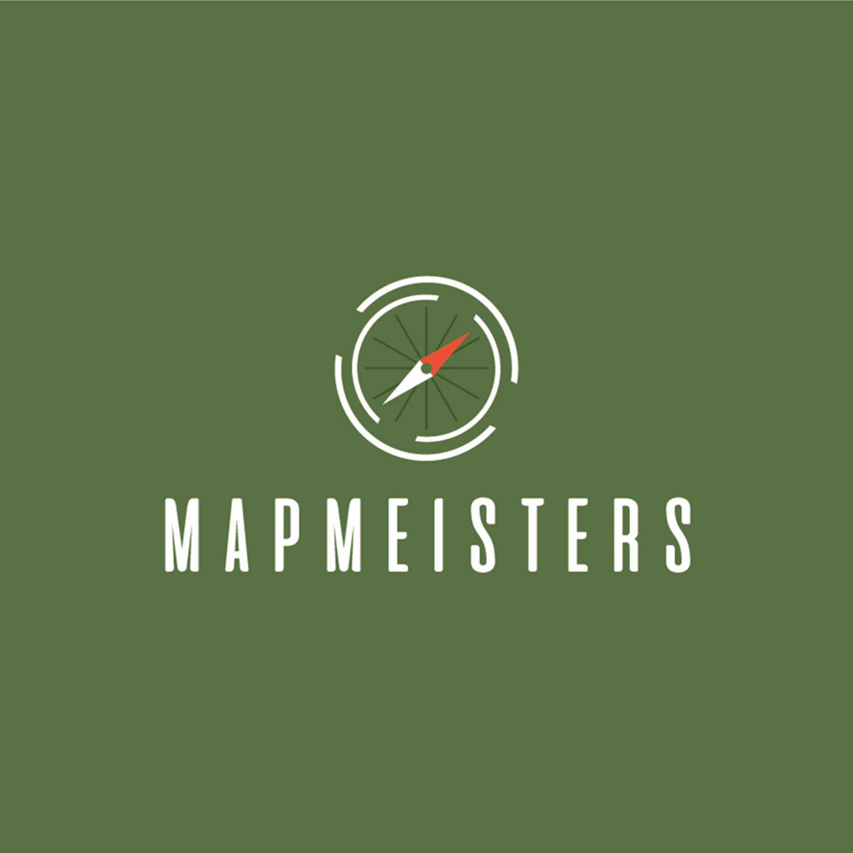 Mapmeisters Podcast logo