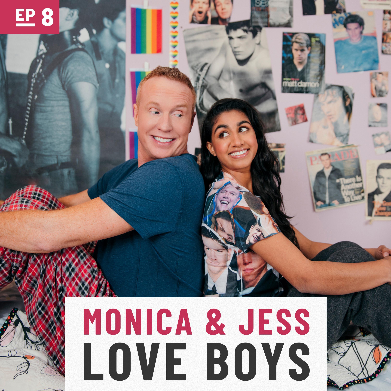 Part 8: Monica & Jess Love Cock Buffets with Dan Savage