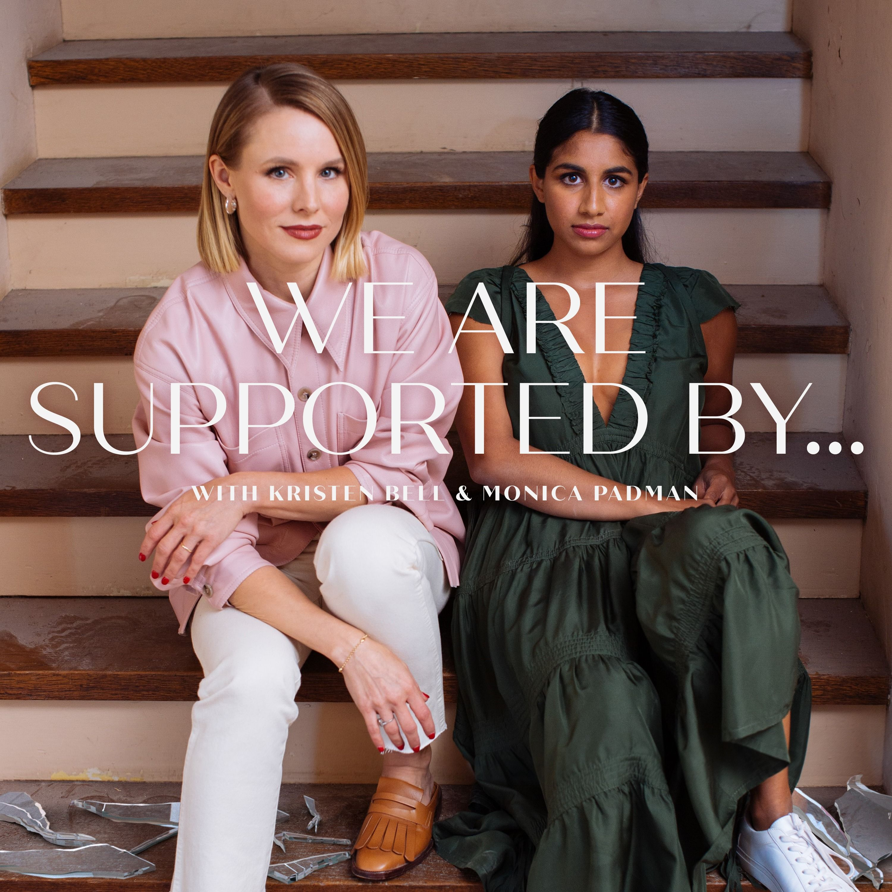 We are supported by... Samantha Power