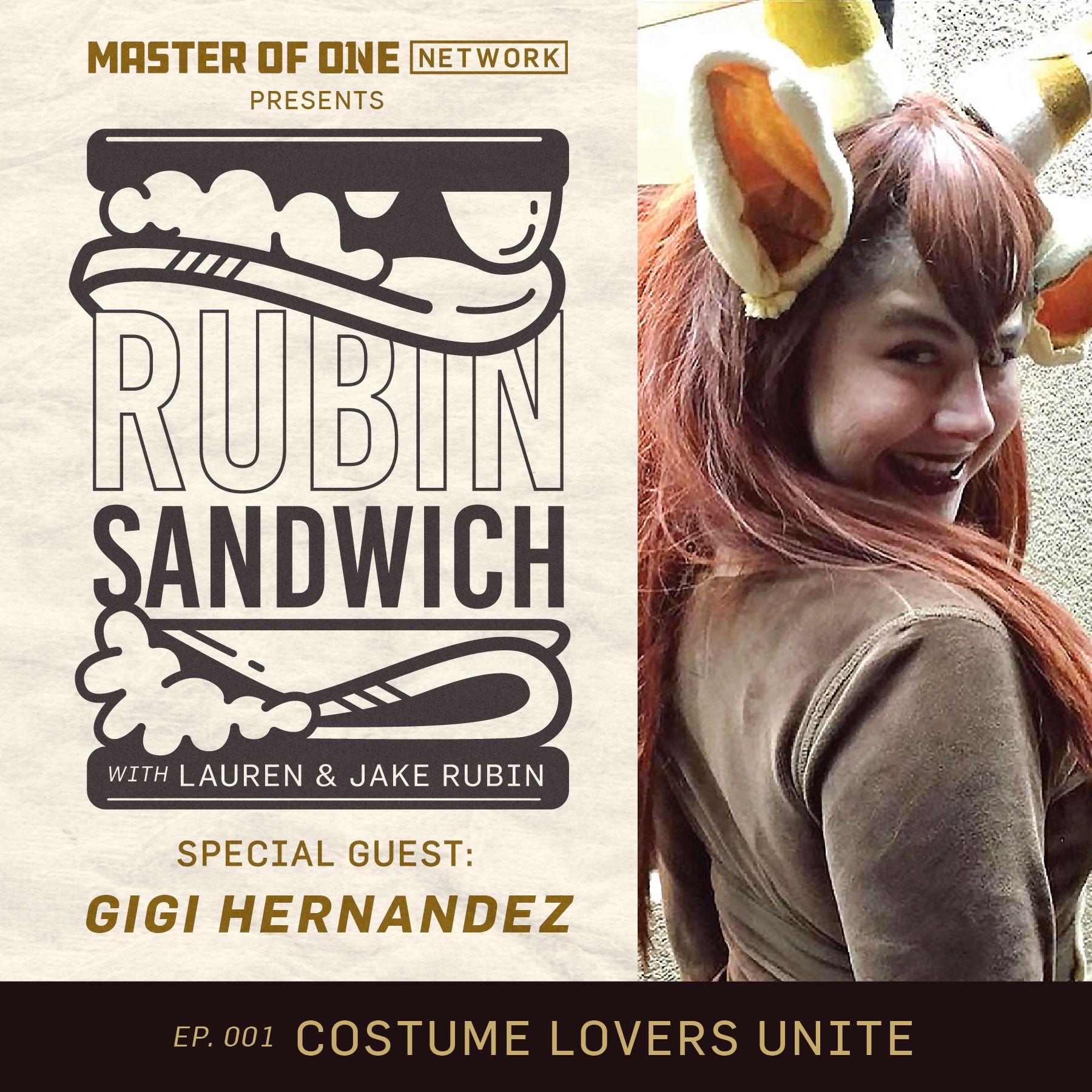 The Rubin Sandwich: Costume Lovers Unite
