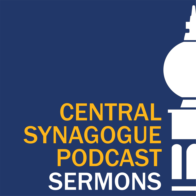 "SERMON: Rabbi Sarah Berman - ""That Was Then, This Is Now"""