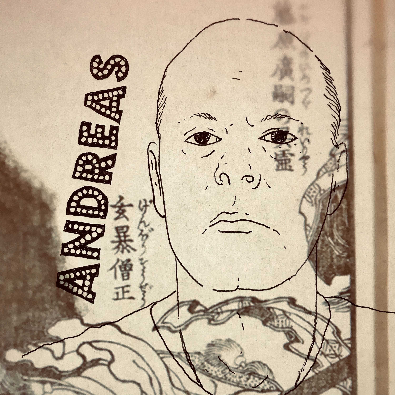 Asiatische Geister - Andreas Ungerböck