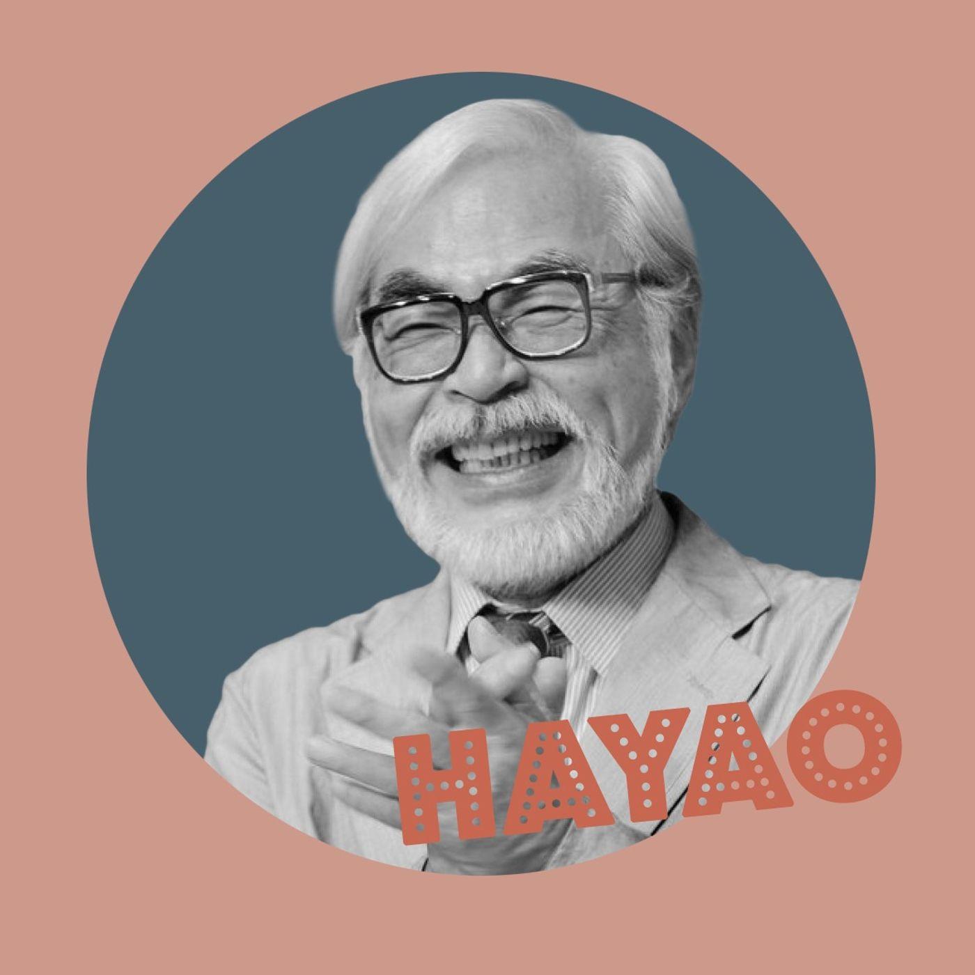 Hayao Miyazaki mit Jan Hestmann
