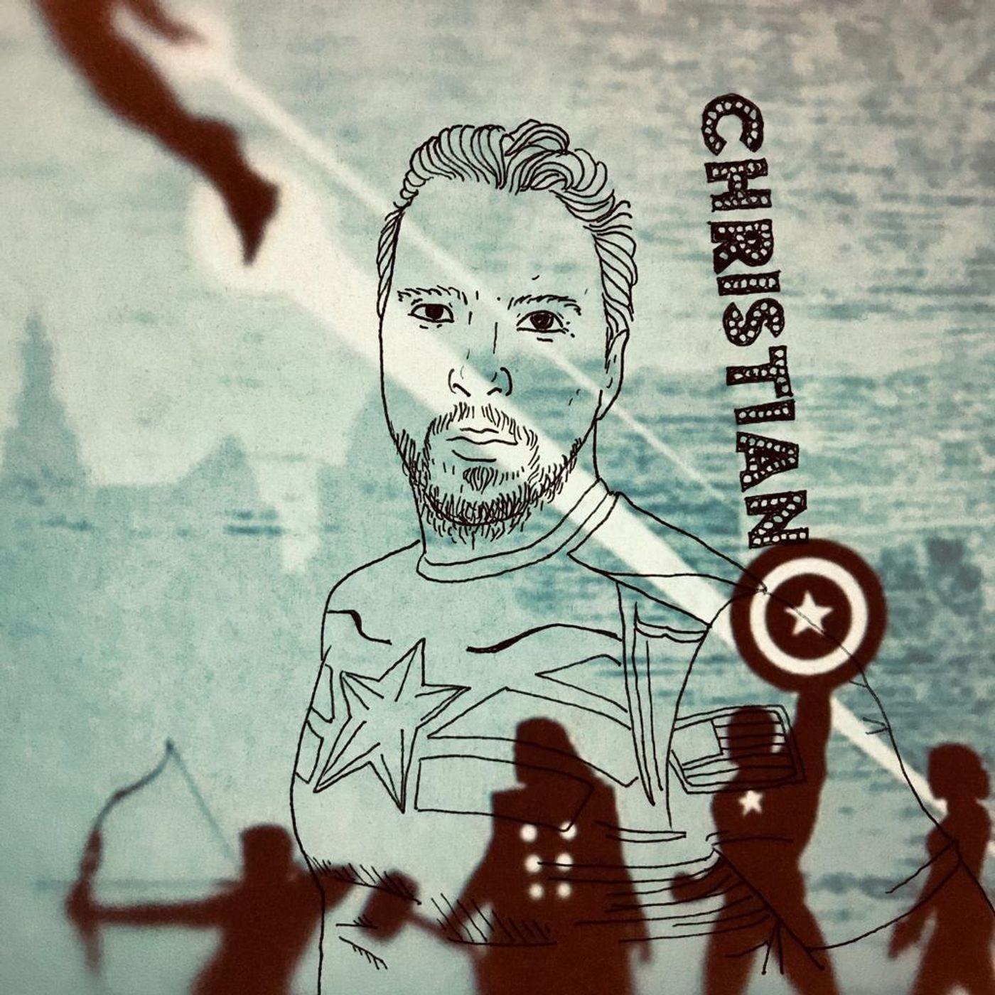 Marvel Cinematic Universe - Christian Bader