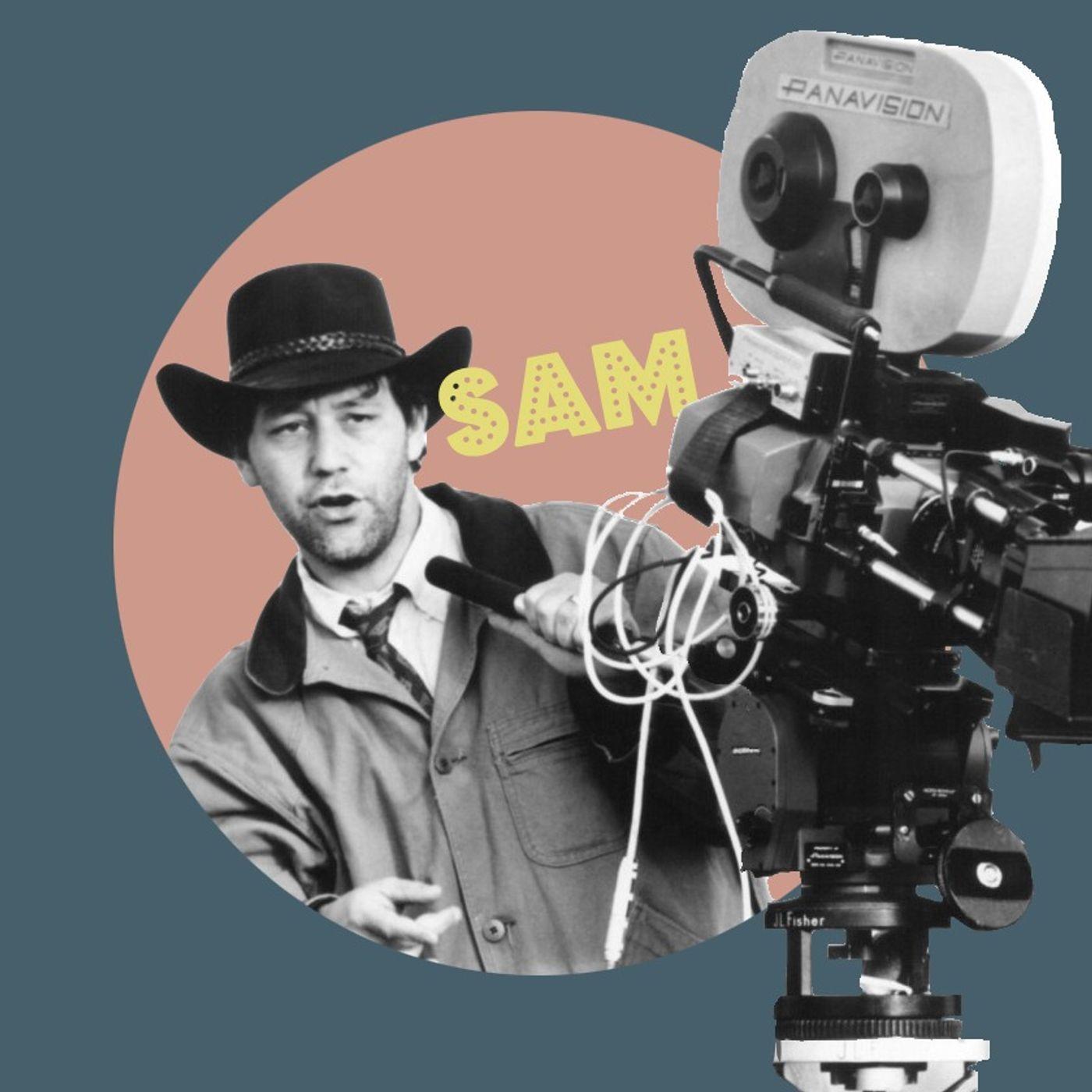 Sam Raimi mit Norman Shetler