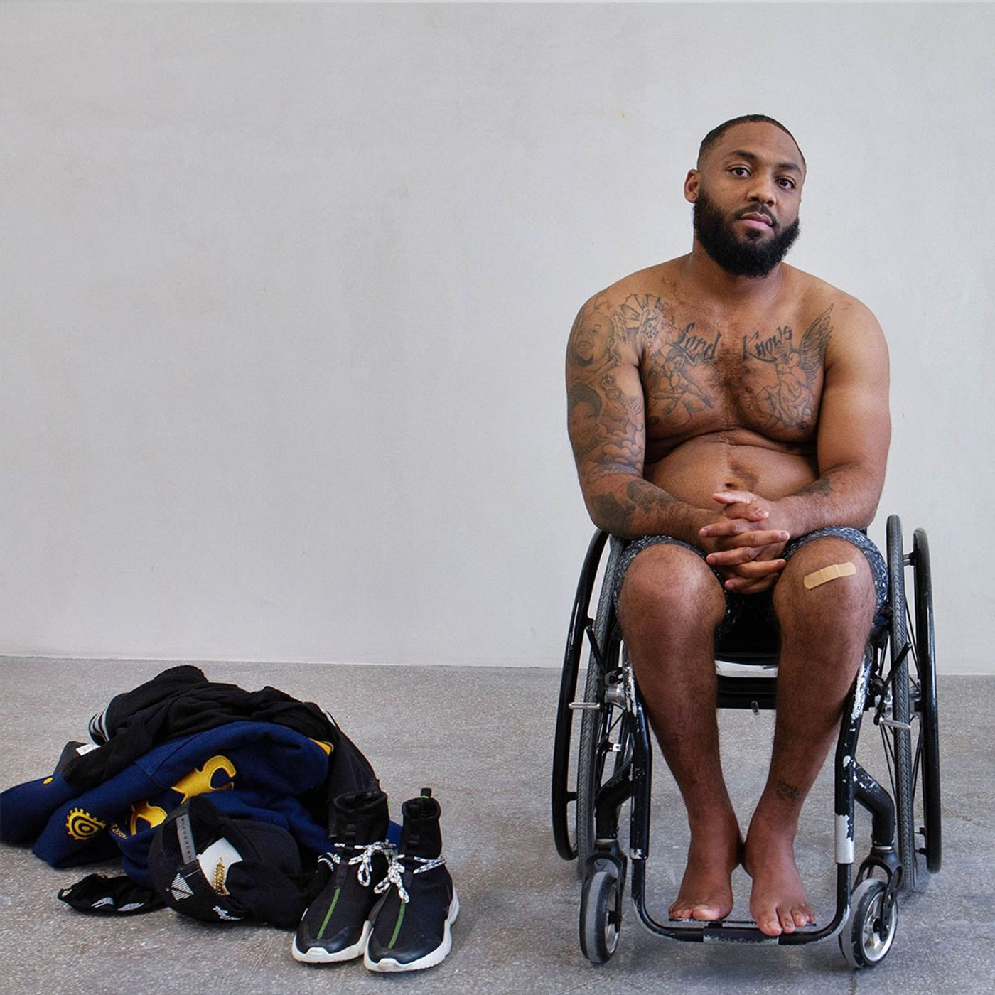 How Leon Ford Transformed Being Paralyzed by Police Brutality Into Love and Purpose